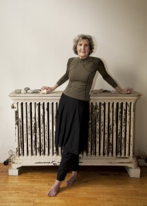 Trisha Brown. Photo by Bart Michiels.