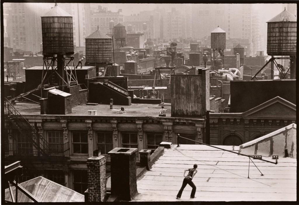 Roof Babette Mangolte